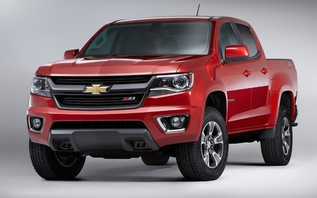 2015 Chevrolet Colorado Base 4x2 Extended Cab 62 Price Engine