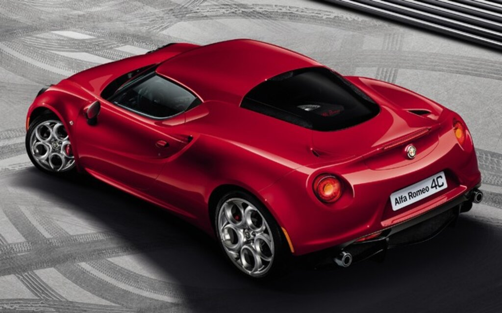 2015 alfa romeo 4c coupe launch edition specifications the car guide. Black Bedroom Furniture Sets. Home Design Ideas