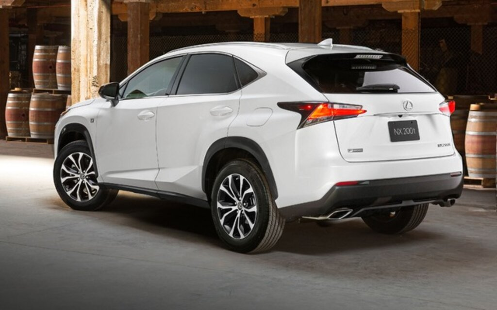 2015 Lexus Nx 200t Awd Specifications The Car Guide