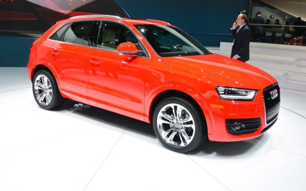 audi q3 2015 essais actualit galeries photos et. Black Bedroom Furniture Sets. Home Design Ideas