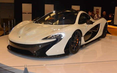 2015 mclaren p1 coupe - price, engine, full technical specifications