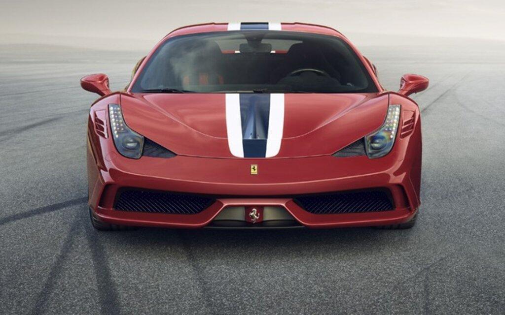 2015 ferrari 458 italia specs