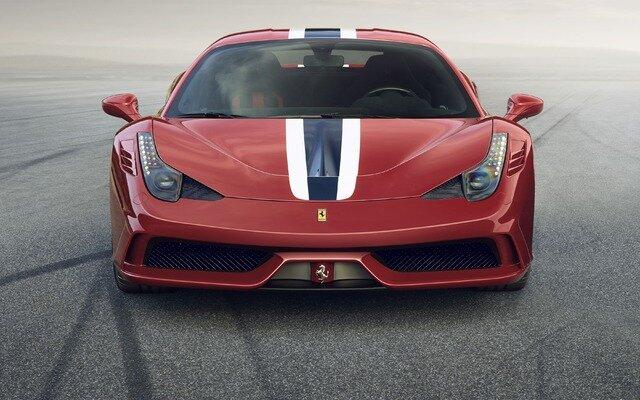 Ferrari 458 2015