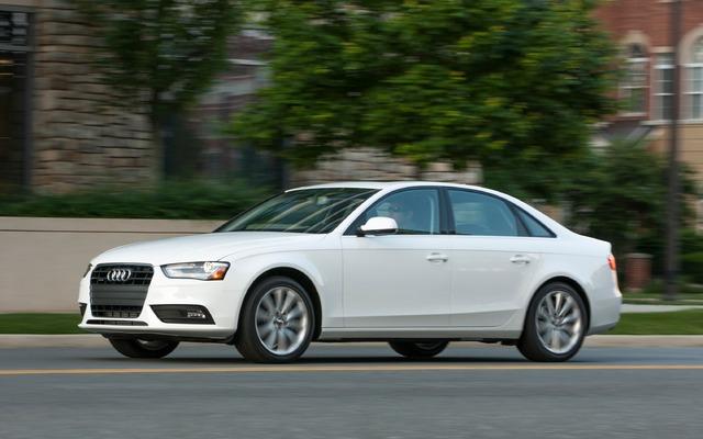 2015 Audi A4 Photos 2 4 The Car Guide