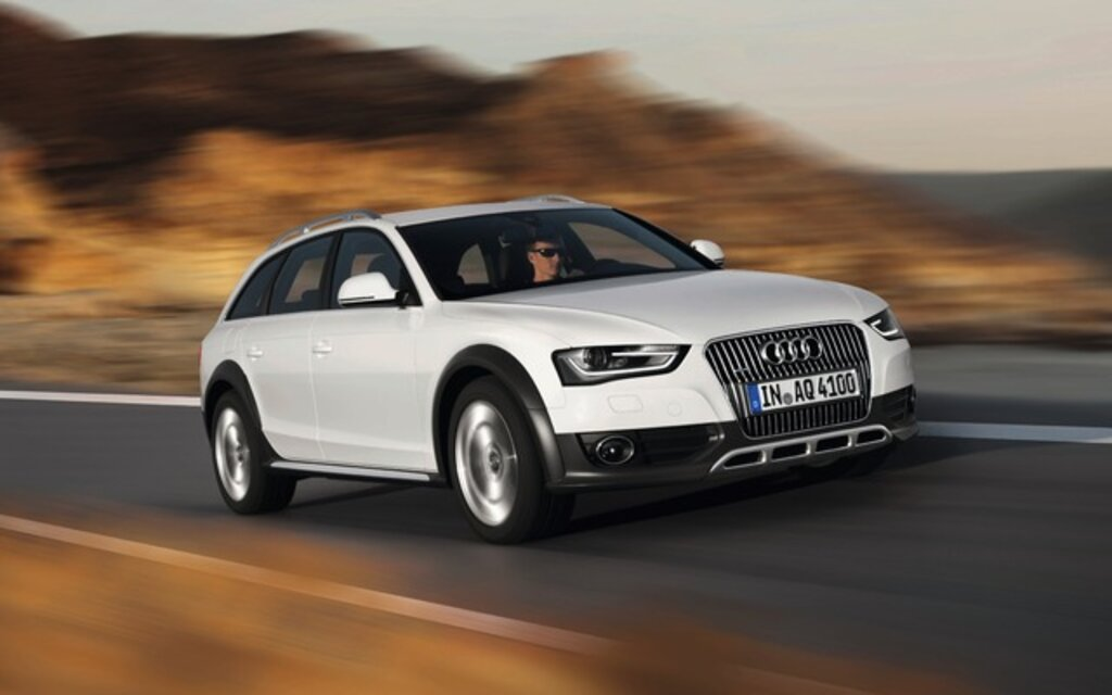allroad carsguide drive car diesel review reviews audi first blue