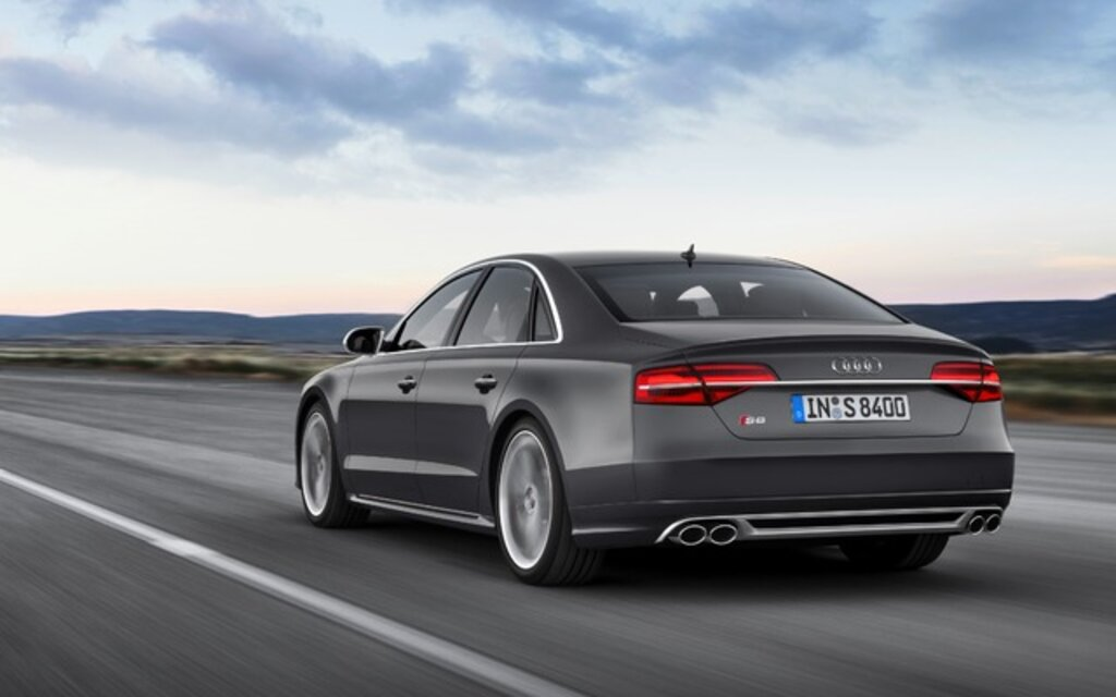 2015 Audi A8 L 30 Tfsi Quattro Specifications The Car Guide
