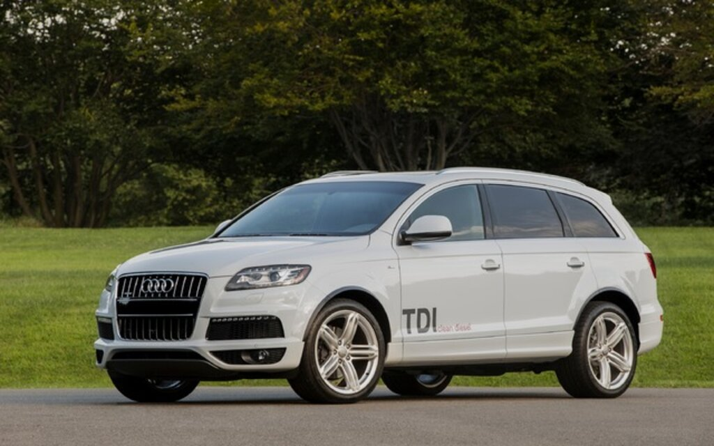 2015 audi q7 3 0 tfsi quattro progressiv specifications the car guide. Black Bedroom Furniture Sets. Home Design Ideas