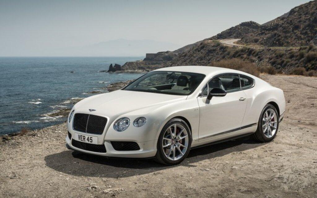Bentley Continental 2015