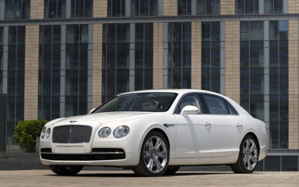 road en view first continental price bentley spur impressions tests mulliner side flying
