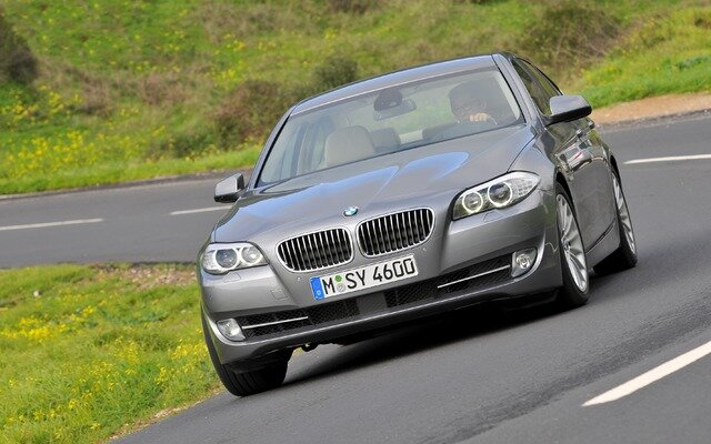 2015 BMW 5 Series 4dr Sdn 528i RWD Specifications - The Car