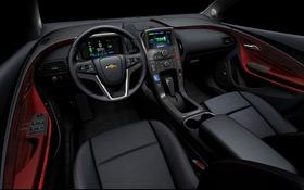 Chevy volt 2015 specs