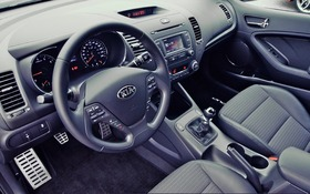 kia forte 2015 essais actualit galeries photos et vid os guide auto. Black Bedroom Furniture Sets. Home Design Ideas