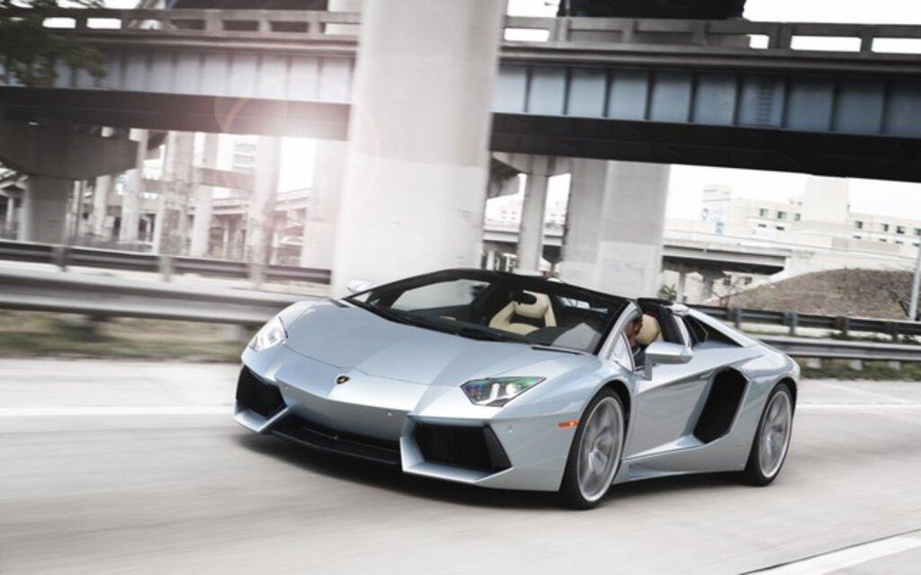Lamborghini Aventador. All Photos. Price $443,804 U2013 $532,927