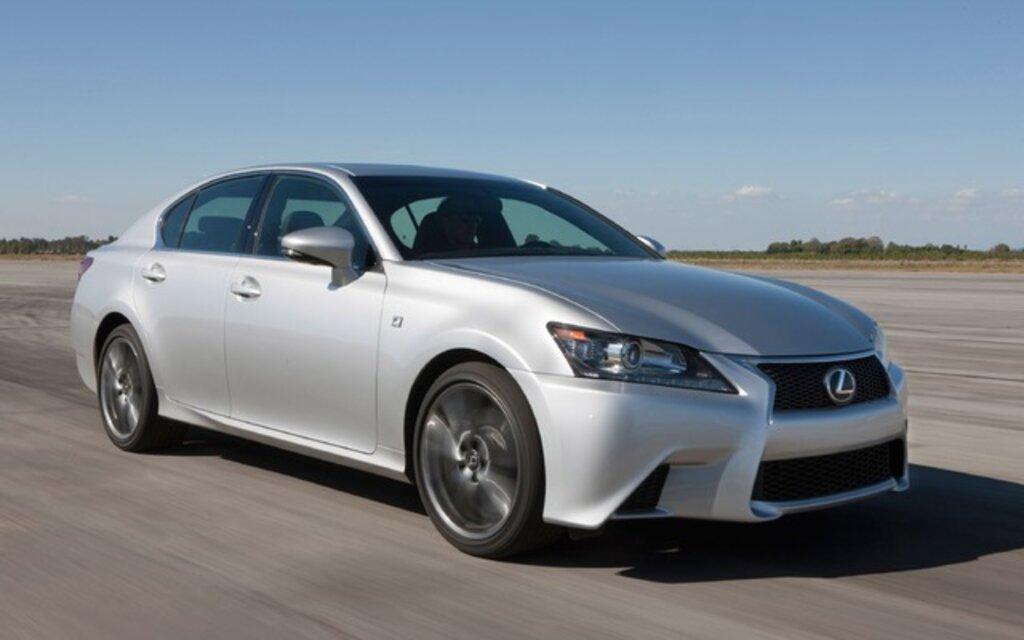 passenger quarter sport rear f lexus review base gs