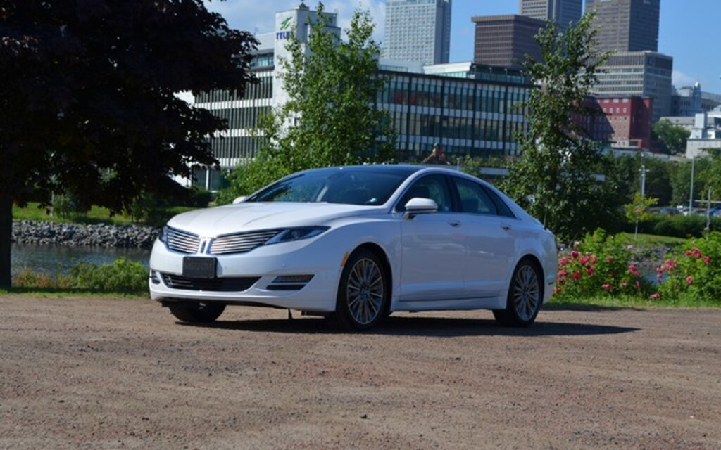 Lincoln MKZ 2015