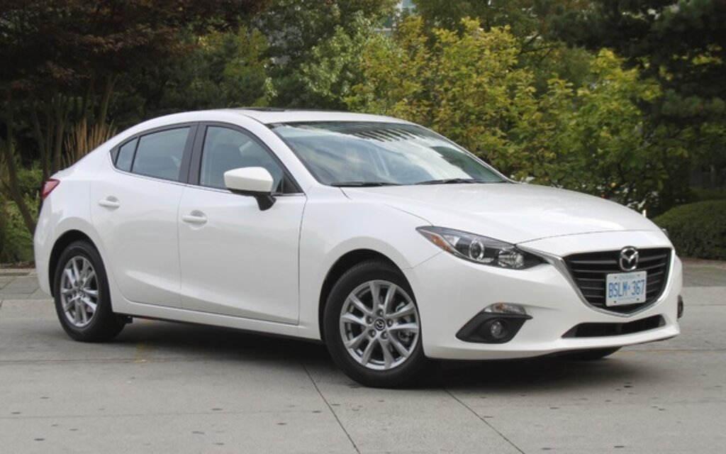 2015 mazda mazda3 sport gs specifications the car guide. Black Bedroom Furniture Sets. Home Design Ideas