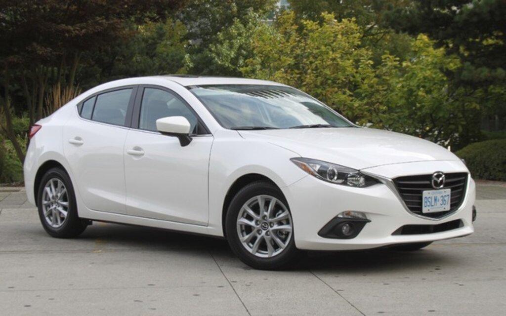 2015 Mazda Mazda3 Sport Gs Specifications The Car Guide