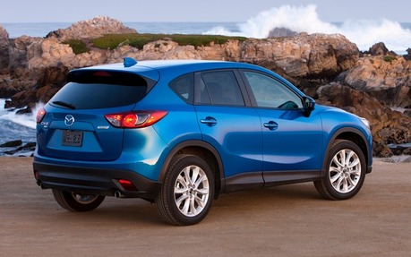Mazda cx 5 2015 specs
