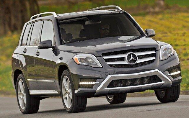 Mercedes-Benz Classe GLK 2015