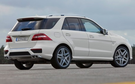 Mercedes ml 350 weight