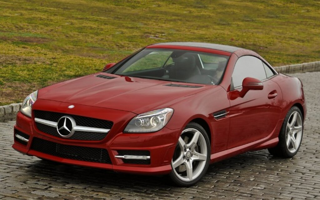 benz cdi road large reviews tip top test auto car slk gear mercedes