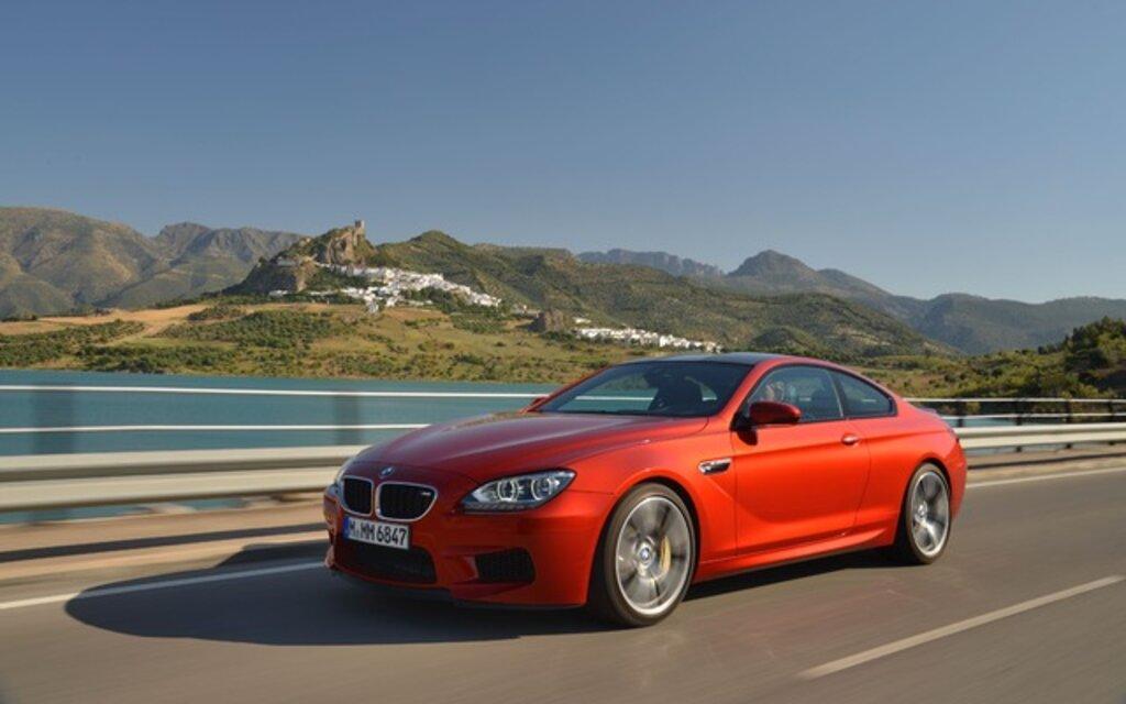 BMW Série 6 2015