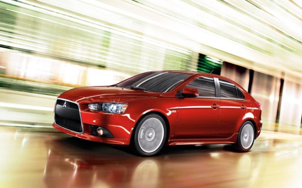 2015 Mitsubishi Lancer Evolution GSR Specifications - The
