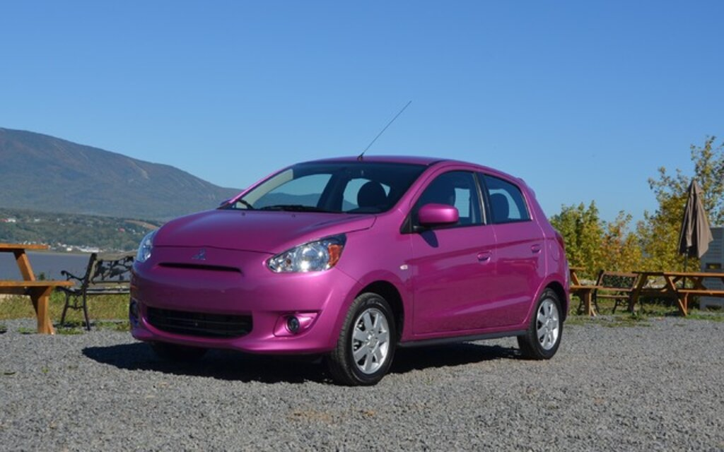 2015 mitsubishi mirage es specifications - the car guide
