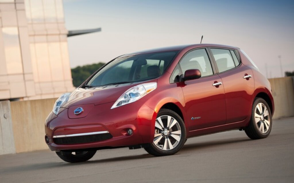 2015 Nissan Leaf Sv Specifications The Car Guide