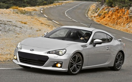 2015 Subaru BRZ - Price, engine, full technical specifications - The ...