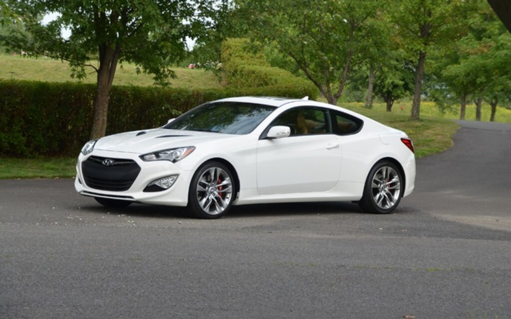 Hyundai Genesis Coupe. All Photos
