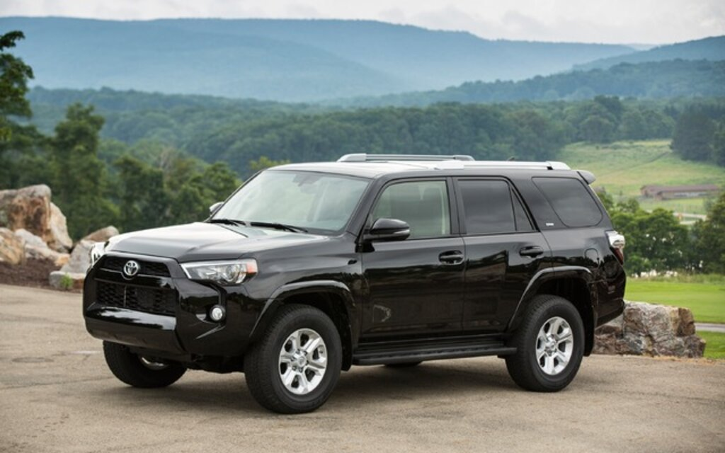 edition reviews suv forerunner review trail road toyota test driving
