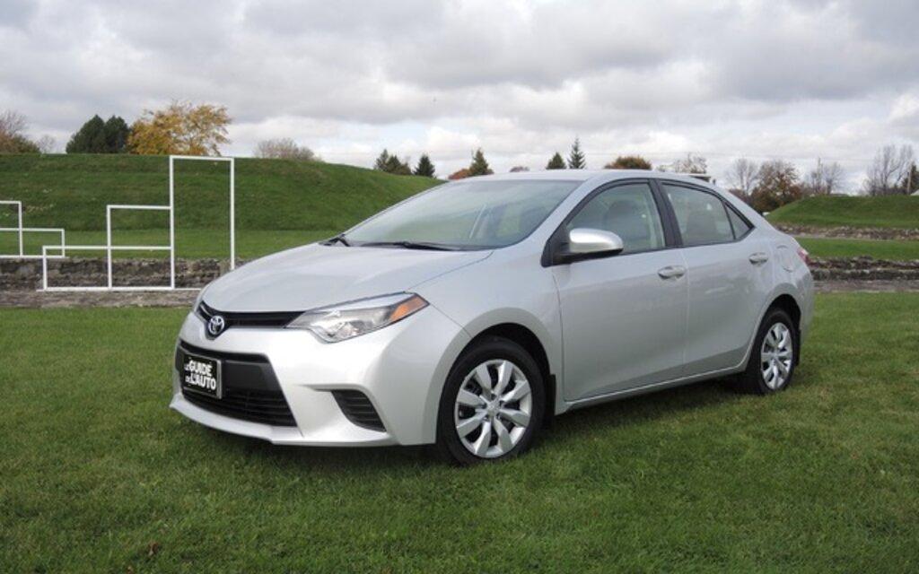 Toyota Corolla. All Photos