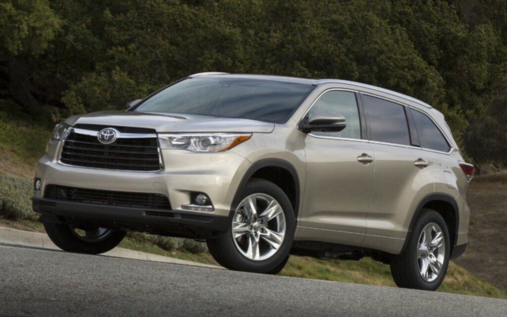 2015 toyota highlander news reviews picture galleries. Black Bedroom Furniture Sets. Home Design Ideas