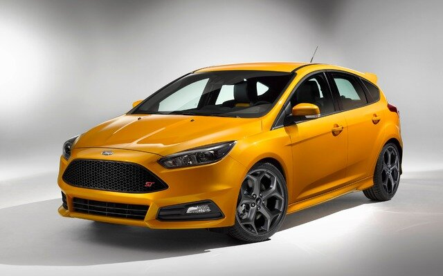 2015 Ford Focus St Specifications The Car Guide