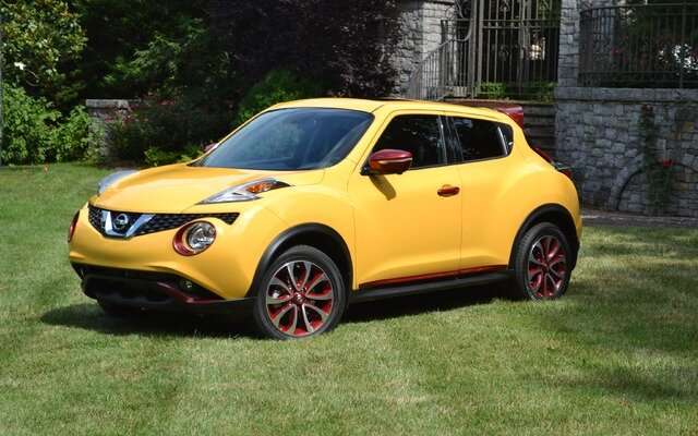 2015 Nissan JUKE 5dr Wgn Manual SV FWD Specifications - The Car Guide