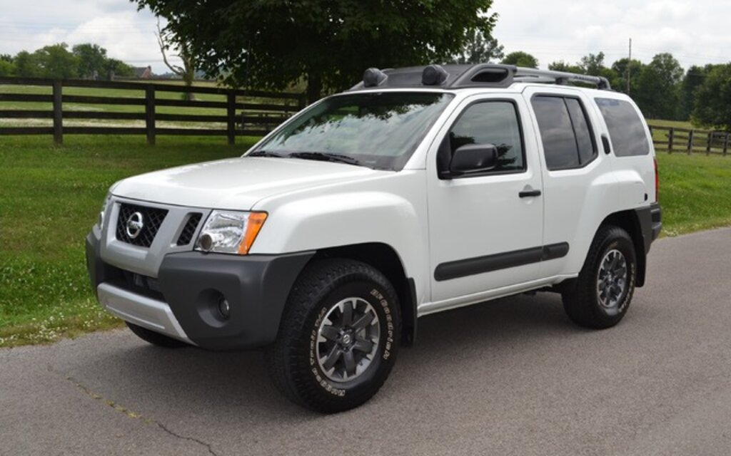 2015 Nissan Xterra Pro 4x Specifications The Car Guide