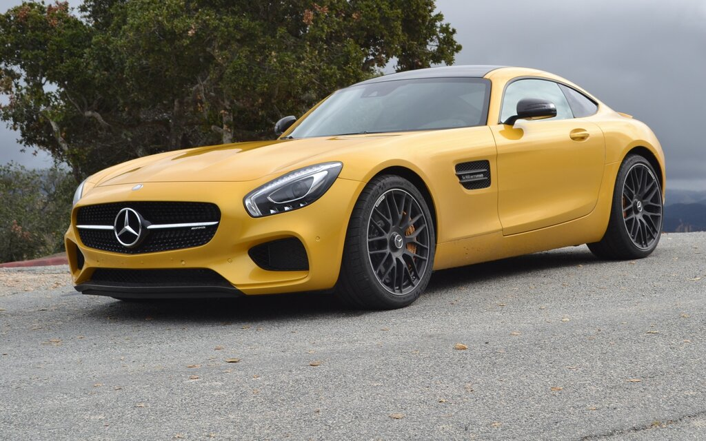 2016 Mercedes Benz Amg Gt Coupe S Specifications The Car Guide
