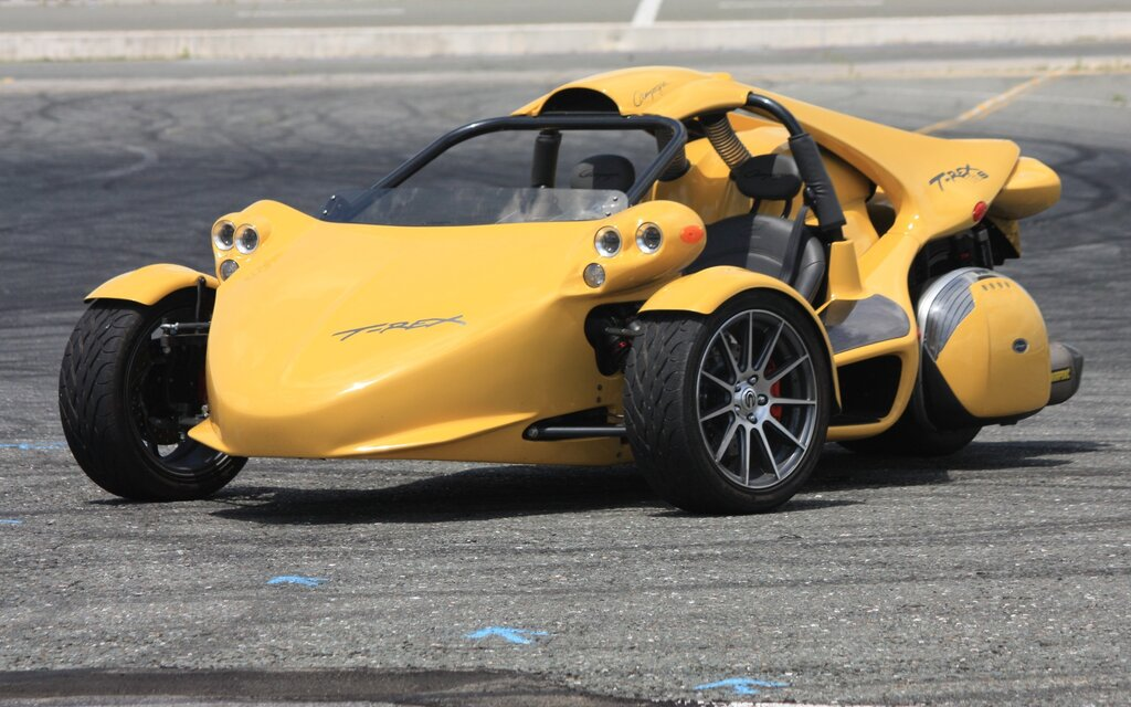 2015 Campagna Motors T-Rex 16S Base Specifications - The Car Guide