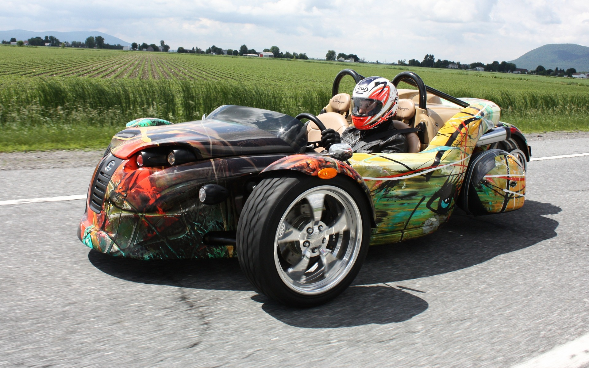 T Rex Car Price >> 2015 Campagna Motors V13r News Reviews Picture Galleries