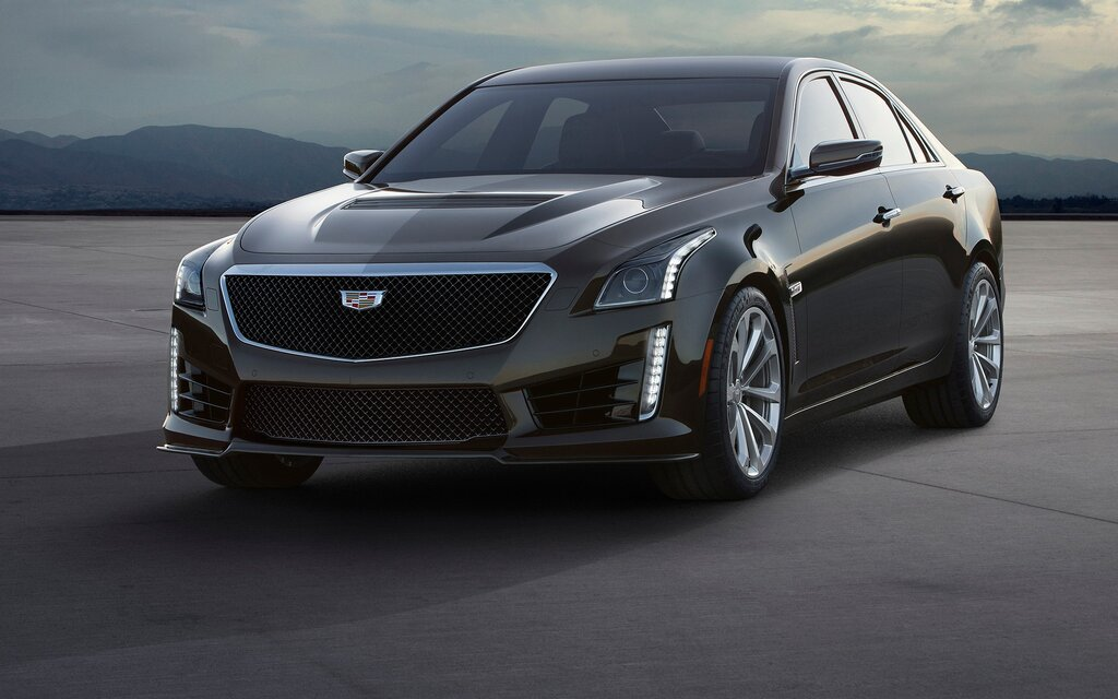 2016 Cadillac Cts Cts V Sport 3 6l Twin Turbo Specifications The