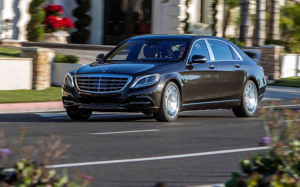 2016 mercedes-benz maybach s600 specifications - the car guide
