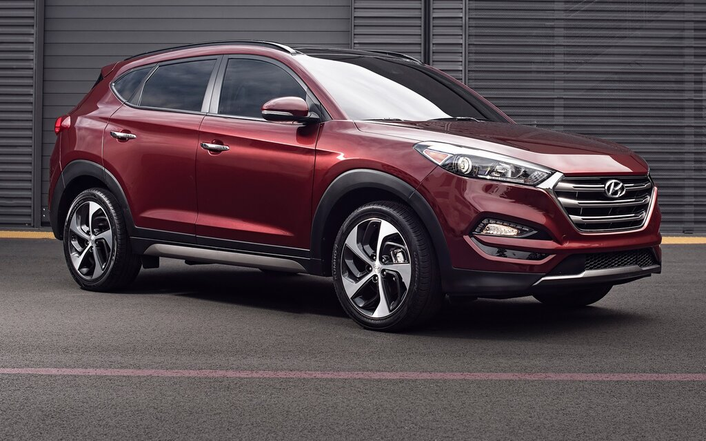 hyundai tucson 2016 essais actualit galeries photos et vid os guide auto. Black Bedroom Furniture Sets. Home Design Ideas