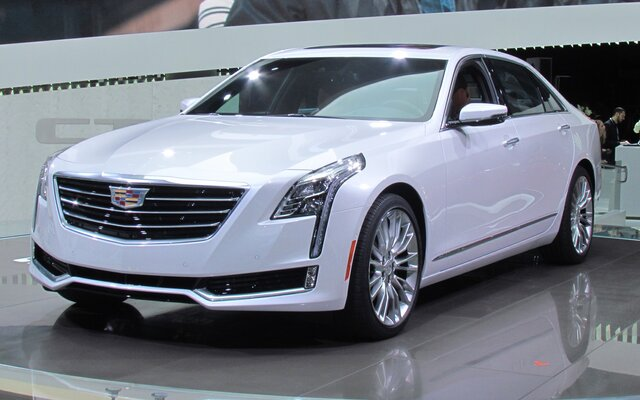 2017 Cadillac Ct6 2 0 L Turbo Luxury >> 2016 Cadillac Ct6 2 0l Turbo Specifications The Car Guide