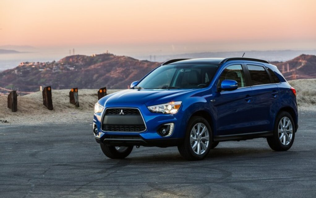 2015 Mitsubishi Rvr News Reviews Picture Galleries And Videos