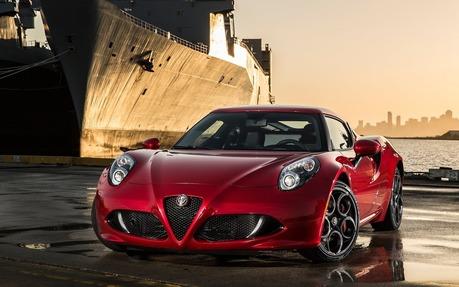 2016 alfa romeo 4c coupe - price, engine, full technical