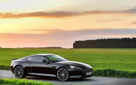 Aston Martin DB Coupe Price Engine Full Technical - Db9 aston martin