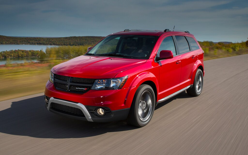 dodge journey 2016 essais actualit galeries photos et vid os guide auto. Black Bedroom Furniture Sets. Home Design Ideas