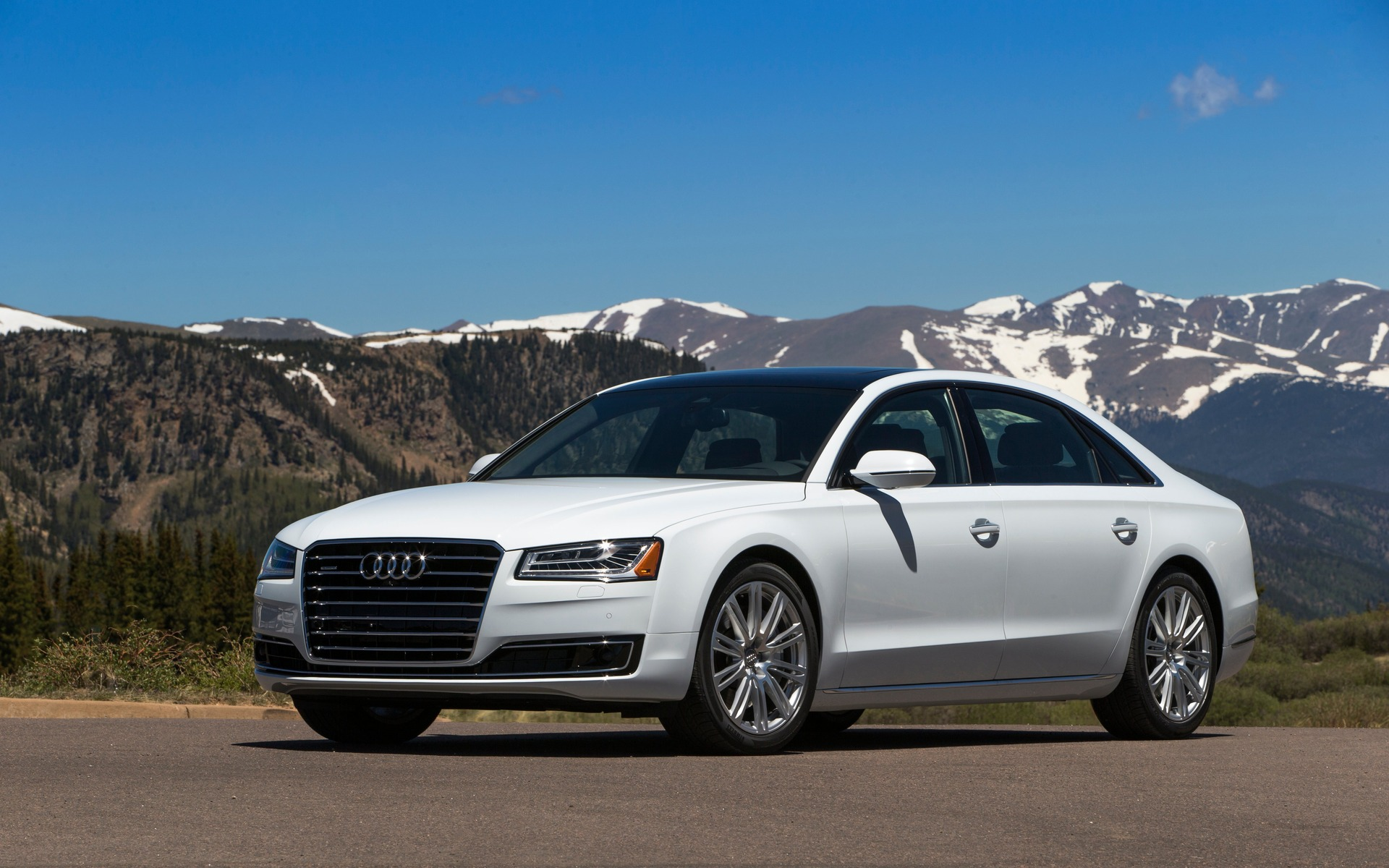 2016 Audi A8 Photos 1 4 The Car Guide