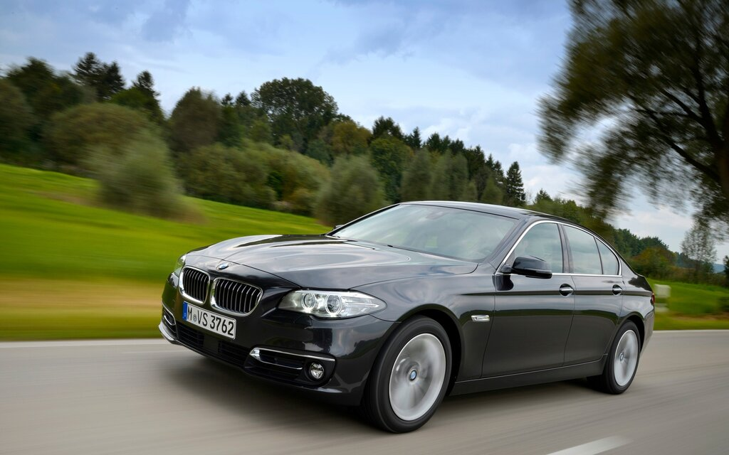 BMW Série 5 2016